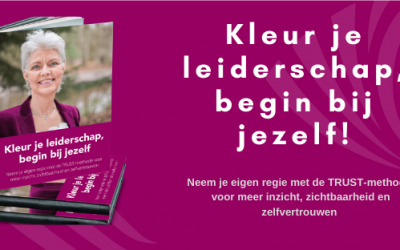 13-12-2019 Angelika De Buck – Kleur je leiderschap – begin bij jezelf!