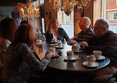 Netwerkbijeenkomst 29-11-19 | Open Coffee Café Bergen op Zoom