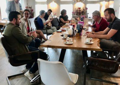 2020-07-03 Open Coffee Café